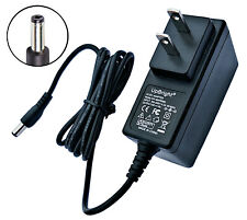AC/DC Adapter For Victrola Vintage 3-Speed Bluetooth Suitcase Turntable VSC550BT