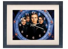 Stargate. A high quality framed print and clock. Plus FREE key ring
