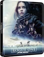 Rogue One: A Star Wars Story (4K UHD + Blu-ray Steelbook) Brand New & Sealed