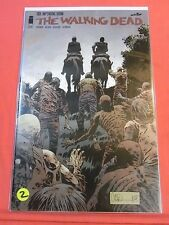 the WALKING DEAD #133 - Impending Doom - bagged & boarded..!