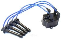 Spark Plug Wire Set-Eng Code: 4AFE NGK 8126