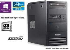 Office PC, Intel i5-4590, ASUS Mainboard, 8GB/16GB RAM, HDMI Computer, SSD
