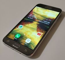 (UNLOCKED)Samsung Galaxy J3 Prime SM-J327T - 16GB -Silver (Metro PCS) Smartphone