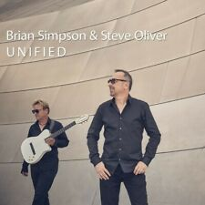 Unified - Brian / Oliver,Steve Simpson (2020, CD NIEUW)