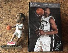 Rare Kawhi Leonard HEB Bobblehead San Antonio Spurs SGA **RARE** 2014 Limited