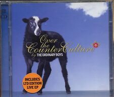 The Ordinary Boys / Over The Counter Culture + Ltd Edition Live EP - 2CD