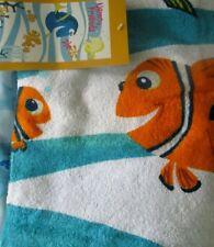 "Disney Finding NEMO Beach Towel 29"" x 58"" NEW 100% Cotton Dory Bath Towel NWT"