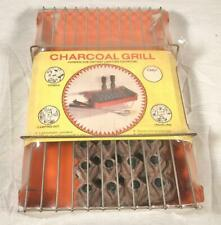 Vtg Unused In Shrink Wrap Fiesta Grills Charcoal Grill Hibachi Travel Camping