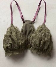 ANTHROPOLOGIE LOVE STORIES BRALETTE by LOLA  NIP SIZE SMALL & MEDIUM