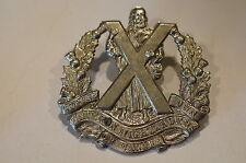 WW2 Canadian QOCH of C Queens Own Cameron Highlanders Regiment Cap Badge