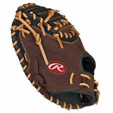 "Rawlings RCM30SB 33"" baseball catchers mitt LHT catcher's glove Player Preferred"