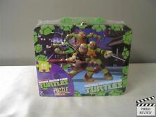 Teenage Mutant Ninja Turtles TMNT Puzzle Lunch Box Set NEW Sealed