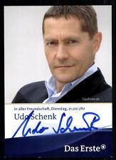 Udo Schenk In aller Freundschaft Autogrammkarte Original Signiert ## BC 22366