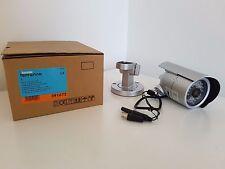 BTICINO 391672 telecamera CDD da esterni con 35 LED IR 480LTV 6mm 12Vdc 300mA