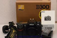 Nikon D300 10.2 MP Digital DSLR Camera Body only GOOD CONDITION
