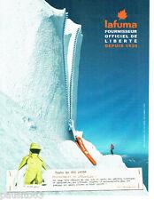 PUBLICITE ADVERTISING 066  2006  les vestes de ski femme LD Vail  Lafuma