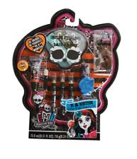 Kids Monster High Killer Style Make Up Set Girls Beauty Eye Shadow Lip Gloss A