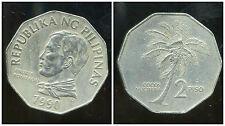 PHILIPPINES  2 piso  1990  ( bis )