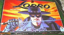 ZORRO Schmidt Spiele aus 1990er NEU OVP MIB TOP Selten Rar GESCHENK Taktik