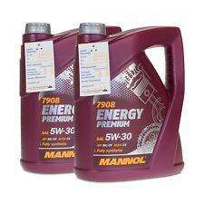 10 (2x5) Liter MANNOL Energy Premium 5W-30, BMW LL-04, VW 505.01/505.00/502.00