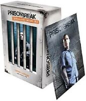 COFFRET DVD NEUF SERIE THRILLER : PRISON BREAK : SAISONS 1 A 2 - EDITION LIMITEE