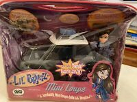 Rarissima!!! Bambola Lil Bratz Dana con Mini Coupe'!!! GIG 2003