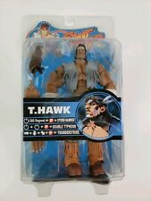 SOTA Street Fighter Round 2 T. HAWK Grey Gray VARIANT Carded Figure RARE NEW
