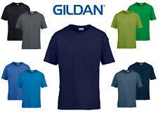 Gildan Softstyle Boy girl Kids Youth T-Shirt Plain Cotton Children T-Shirts