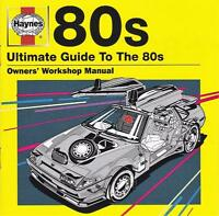 HAYNES - THE ULTIMATE GUIDE TO 80s - VARIOUS ARTISTS (NEW 2CD)
