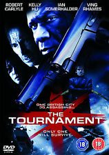 [EX-RENTAL] THE TOURNAMENT - DVD - REGION 2 UK