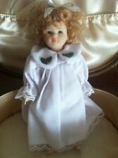 Delton Porcelain Doll Baby Gems Collection