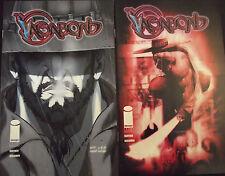 VAGABOND 1x 2 VARIANTS...NM-...2000...Sean Ruffner,Ryan Benjamin...Bargain!