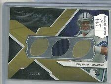 2008 SPX Football Tony Romo Jersey Card Serial # 16/39