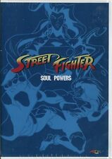 Street Fighter Collection Vol. 2 (DVD, 2003, 3-Disc Set)