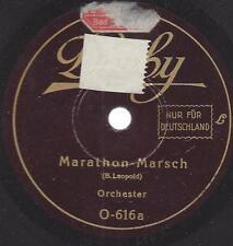 Derby Orchester zur Olympiade 1932 : Stadion -  Marsch + Marathon Marsch