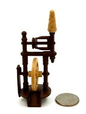 Playmobil Spindle Spinning Wheel Medieval Americana Farm Castle Miniature L35