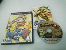 Basara 2 PlayStation 2 PS2 jap