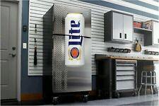 Miller Lite Beer fathead wall sticker 4' dorm room man cave refrigerator