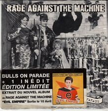 CD SP 2T RAGE AGAINST THE MACHINE *BULLS ON PARADE*