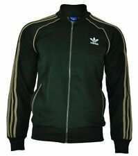 adidas Polycotton Zip Neck Hoodies & Sweats for Men