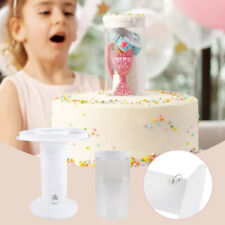 Surprise Cake Popping Stand Holder Cupcake Boys Girls Happy Birthday Party Gift