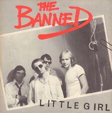 "BANNED, THE – Little Girl (1978 NEAR MINT PUNK VINYL SINGLE 7"" HOLLAND)"
