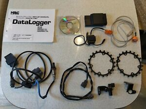 Data logger Honda HRC, RS 125 R, RS 250 R, 600 CBR, 1000 VTR, 954 CBR