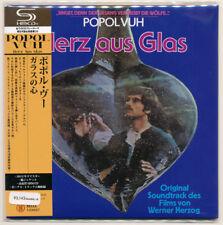 Popol Vuh - Herz aus Glas Japan Mini LP SHM CD BELLE-122027 Prog Krautrock NEW!