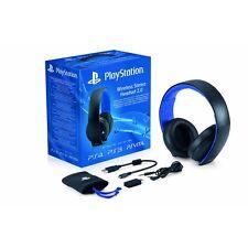 Playstation 4 Original SONY 2.0 Wireless Stereo Headset 7.1 PS4 PS3 PS Vita NEW