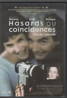 Hasards Ou Coincidences Dvd Claude Lelouch Alexandra Martines Pierre Arditi