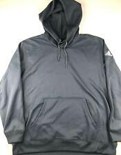 Adidas Mens 2XL Light Heather Blue Team Issue Athletic Hoodie Sweatshirt NWT