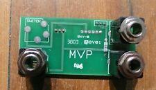 Ernie Ball VP Jr. Volume Pedal Replacement PCB / Circuit + Jacks Guitar Effects
