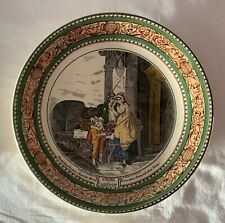 Vintage Ceramic Cries of London Cabinet Collector Plate Adams England 2