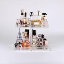 Acrylic Perfume Tray Organizer Stand